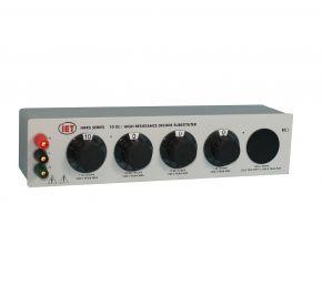 HRRS Decade Resistor 4 Dial