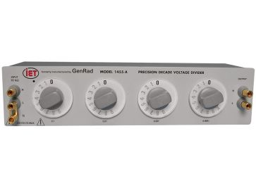 GenRad 1455 Decade Voltage Divider