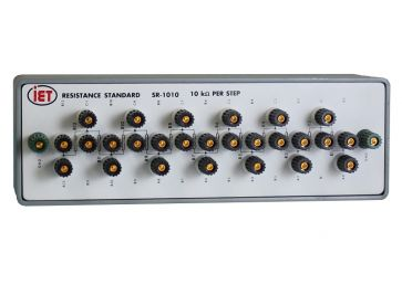 SR1010 Resistance Transfer Standard