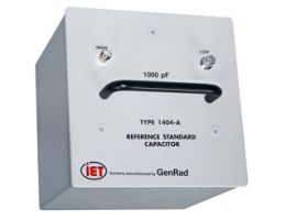 GenRad 1404 Series Primary Standard Capacitors