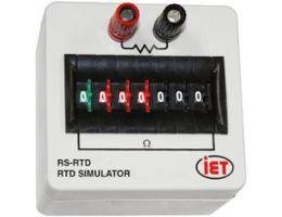 RS-RTD- Resistance RTD Simulator