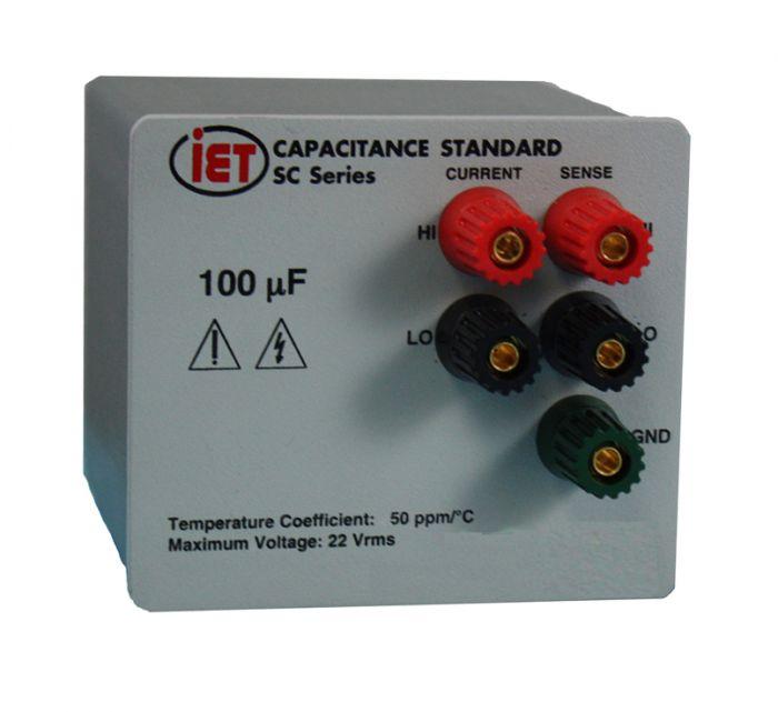 SCA Series Capacitance Standard