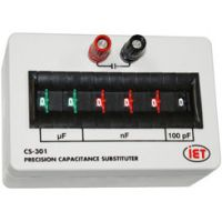 CS-301 Capacitance Decade Box