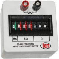 RS-201 Resistance Substitution Box