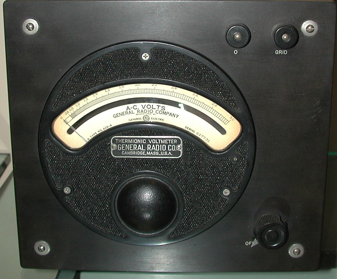 Type 426-A Thermionic Voltmeter