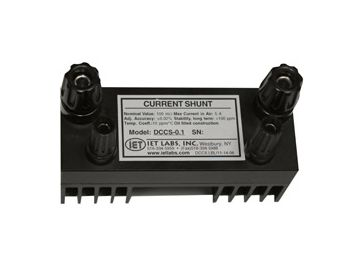 DC Current Shunt
