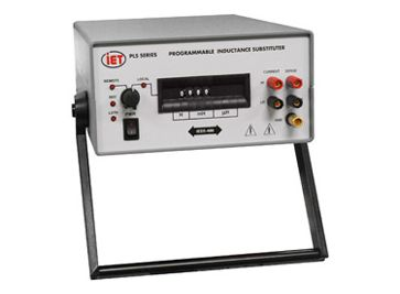 PLS Bench Programmable Inductance Box