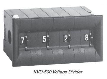 KVD-500 Kelvin-Varley Voltage Divider