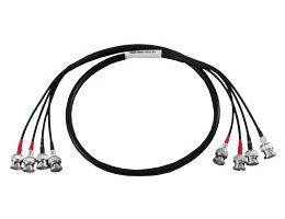 BNC to BNC Extender Cable, 1 meter