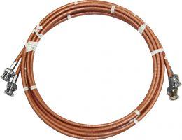 High Temperature BNC Cable Set