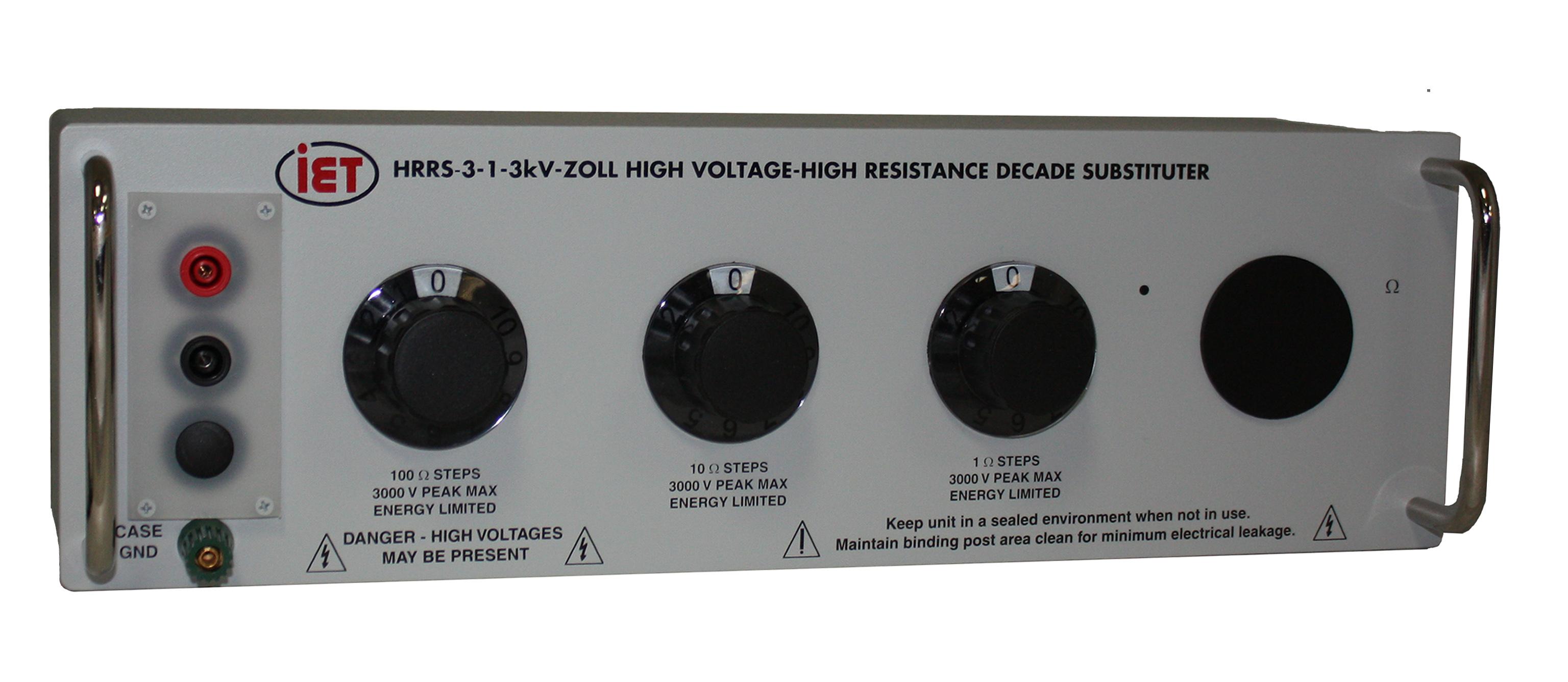HRRS-Zoll-F-3 10 년 저항기